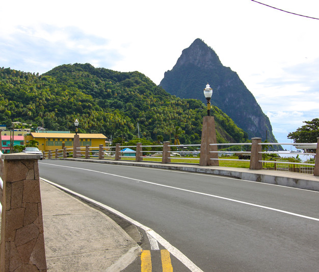 Soufriere Main Bridge