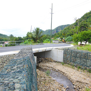 Cresslands Bridge Reconstruction