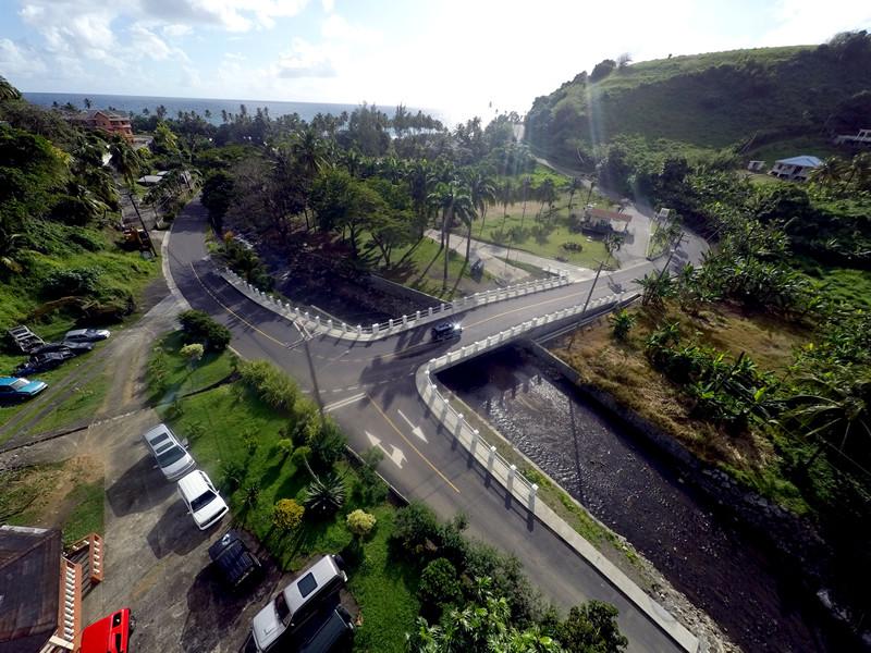 Congo Valley Road Rehabilitation and Bridge Reconstruction