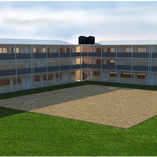 Choiseul Secondary School Blocks B&C