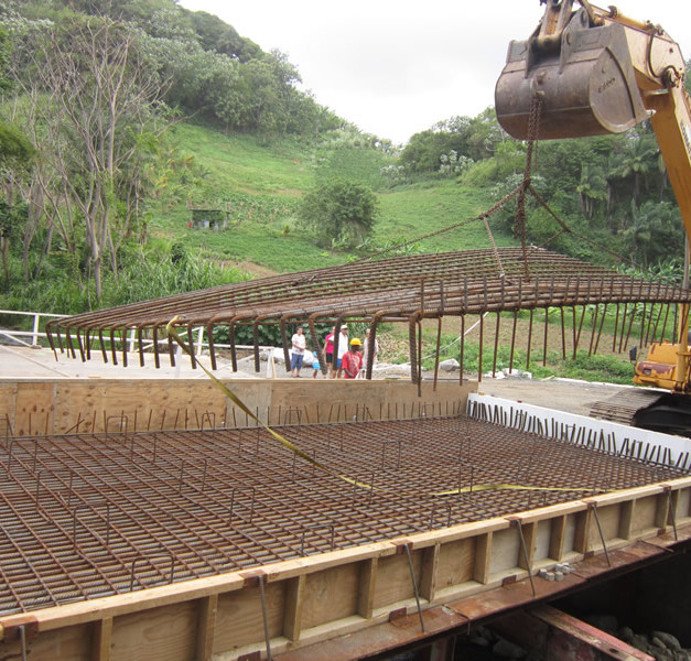 Congo Valley Road and Bridge Rehabilitation and Grande Sable River Bridge Reconstruction