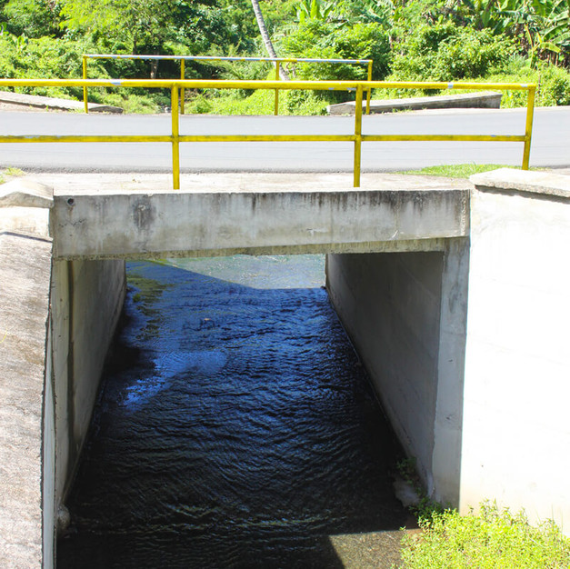 Mon Repos Culvert Crossings 1 & 2