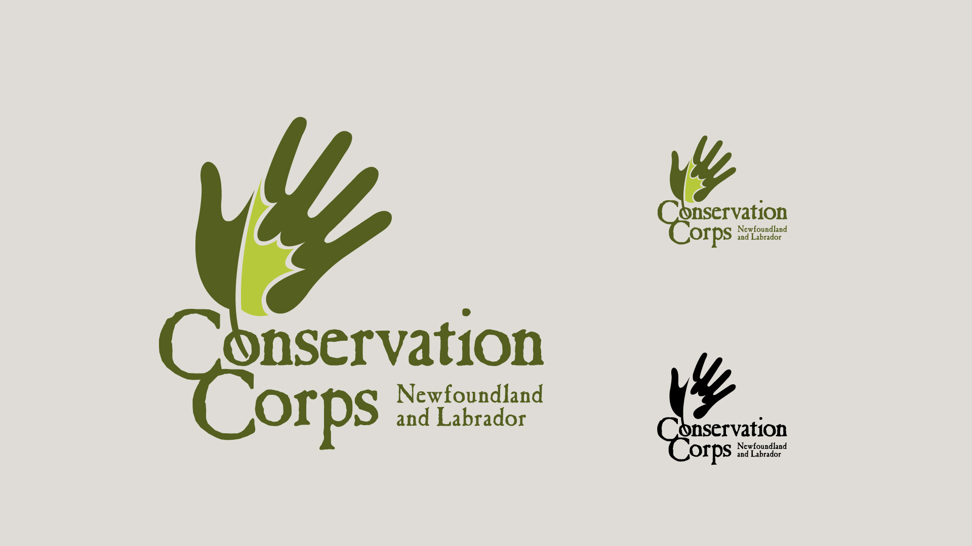 Conservation Corps NL Logo