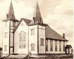 St. Matthews Built 1916