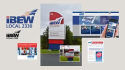 IBEW Branding