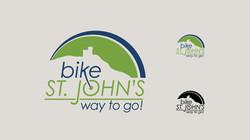 Bike St. John's Logo