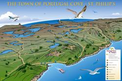 Portugal Cove Map