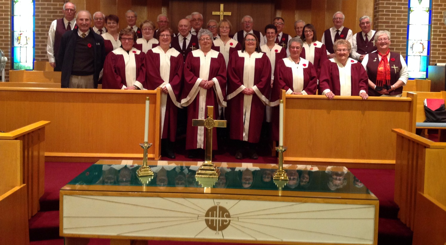 St. Matthews Choirs Nov. 2016