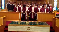 St. Matthews Choirs Nov. 2016