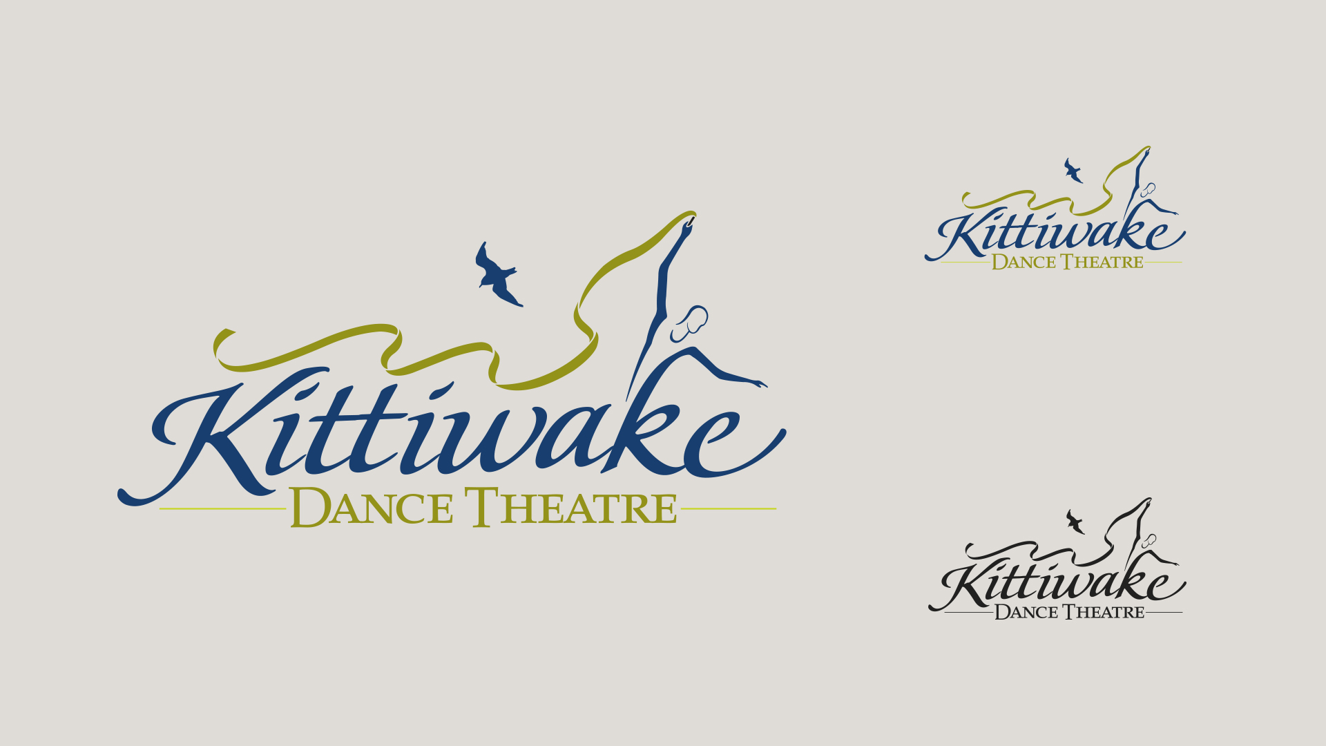 Kittiwake Dance Theatre Logo
