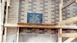 Cornerstone 1963