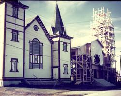 St. Matthew's Old & New