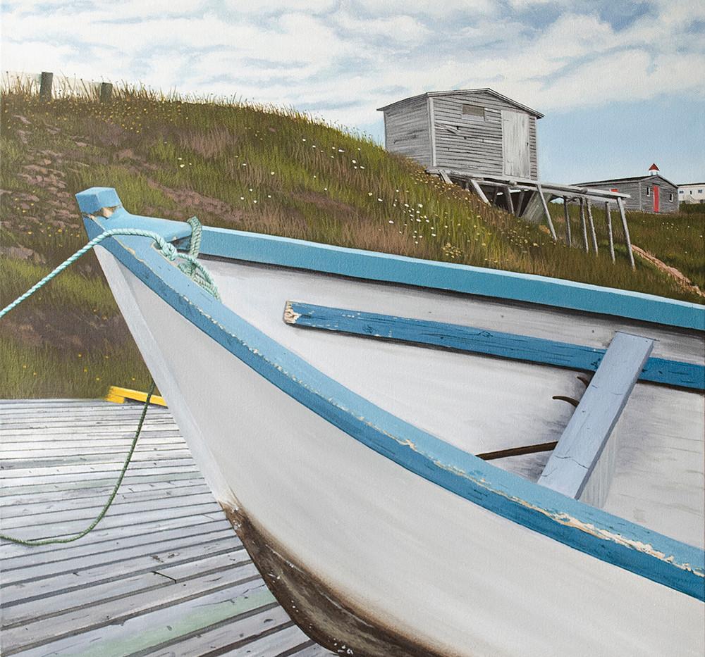 Boat on Slipway Bay de Verde Web.jpg