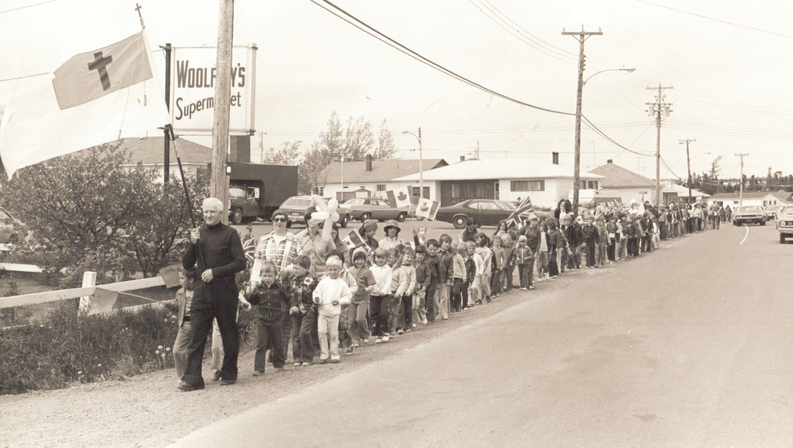 Sunday School Picnic Celebrating 100 yrs. 1976 001