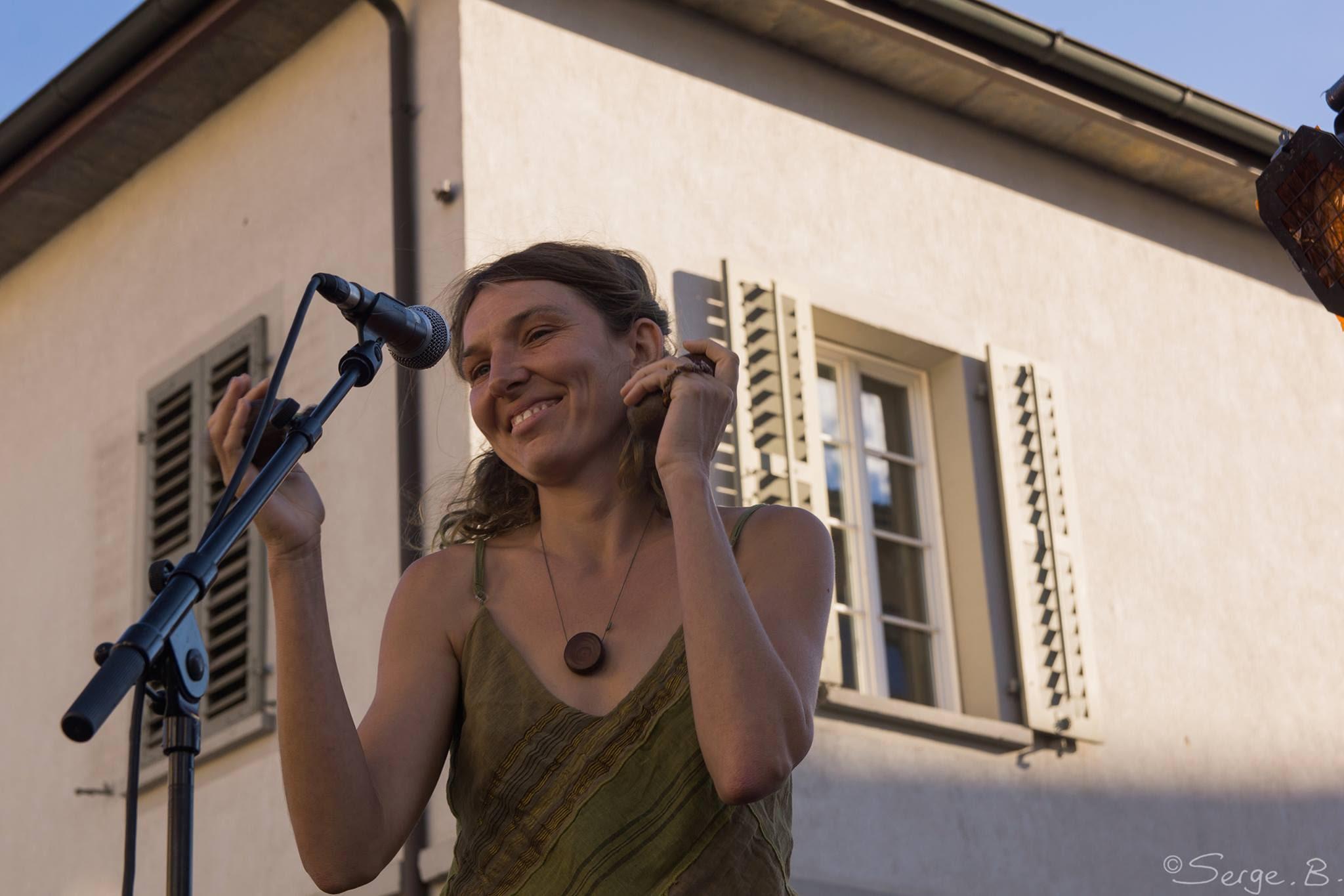 Lena Adasha - Festival Couleur Pavé
