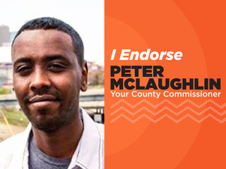Council Member Abdi Warsame