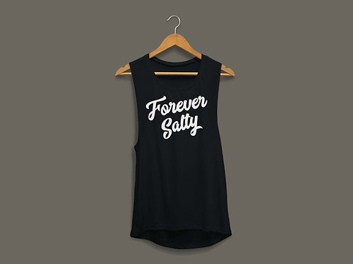 Forever Salty Muscle Tank