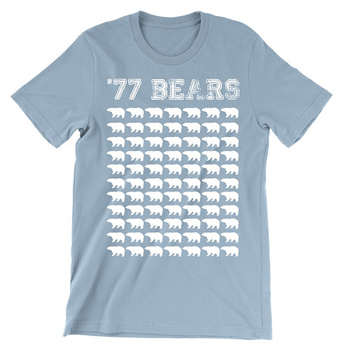 '77 Bears Unisex Tee