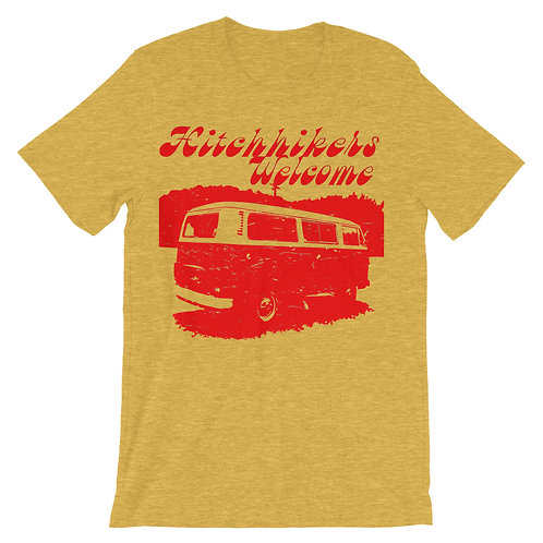 Hitchhiker's Welcome Tee - Unisex