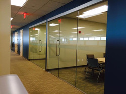 commercial glass office doors fronts sto
