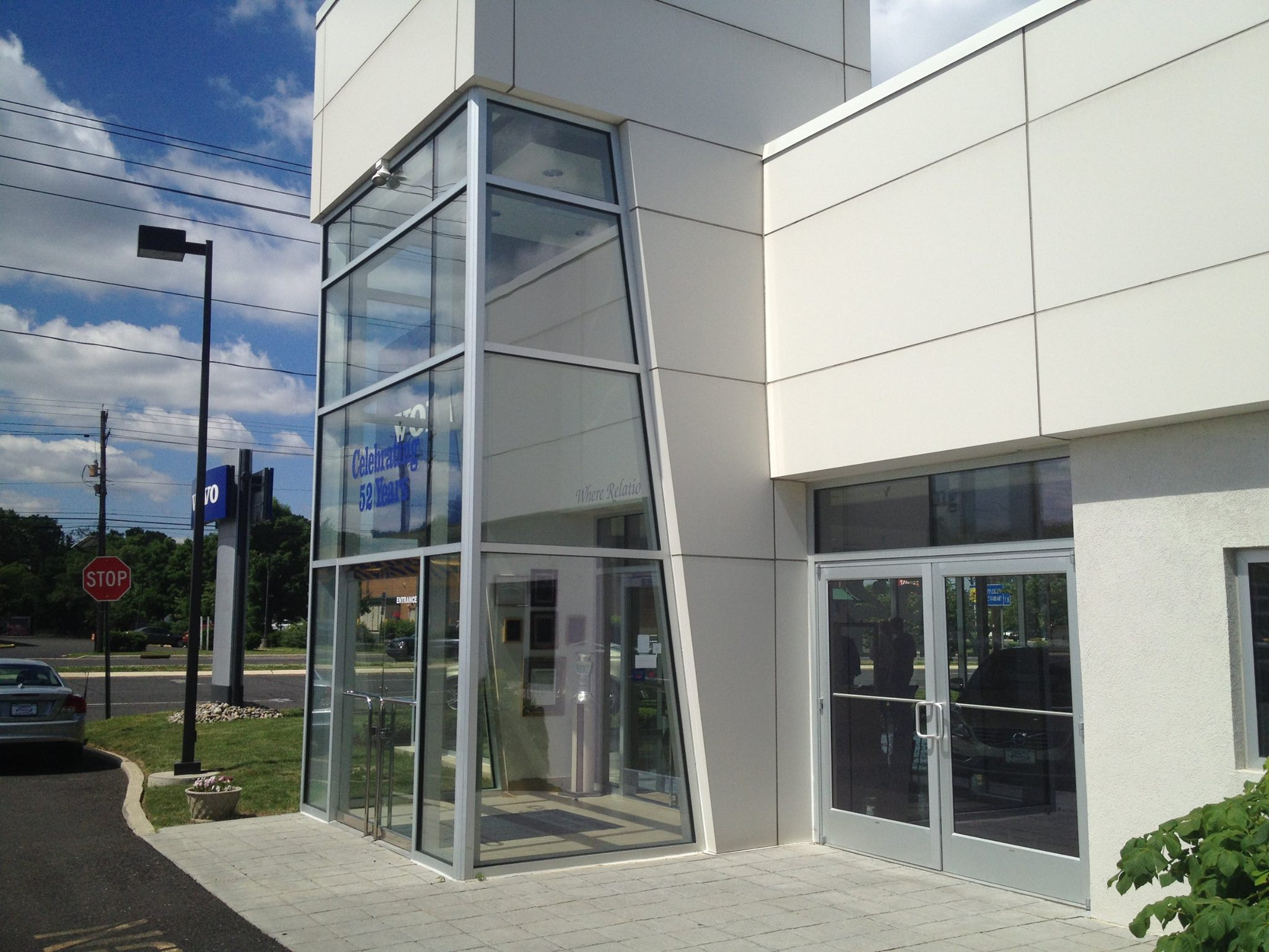 volvo glass commercial nj glass normans