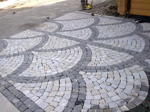 bazalt granit küp
