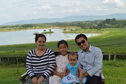 Big & his family