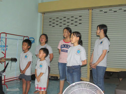 Singing For Our Guests