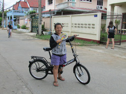 New Bicycle