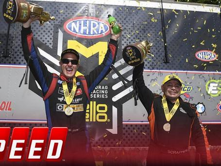 Bob Tasca III & Mike Salinas take home wins at the Thunder Valley Nationals | 2019 NHRA DRAG RACING