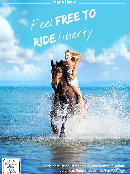 Lehrfilm - Feel free to ride liberty