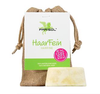 Parisol HaarFein - Die Seife aus dem Sack 100g