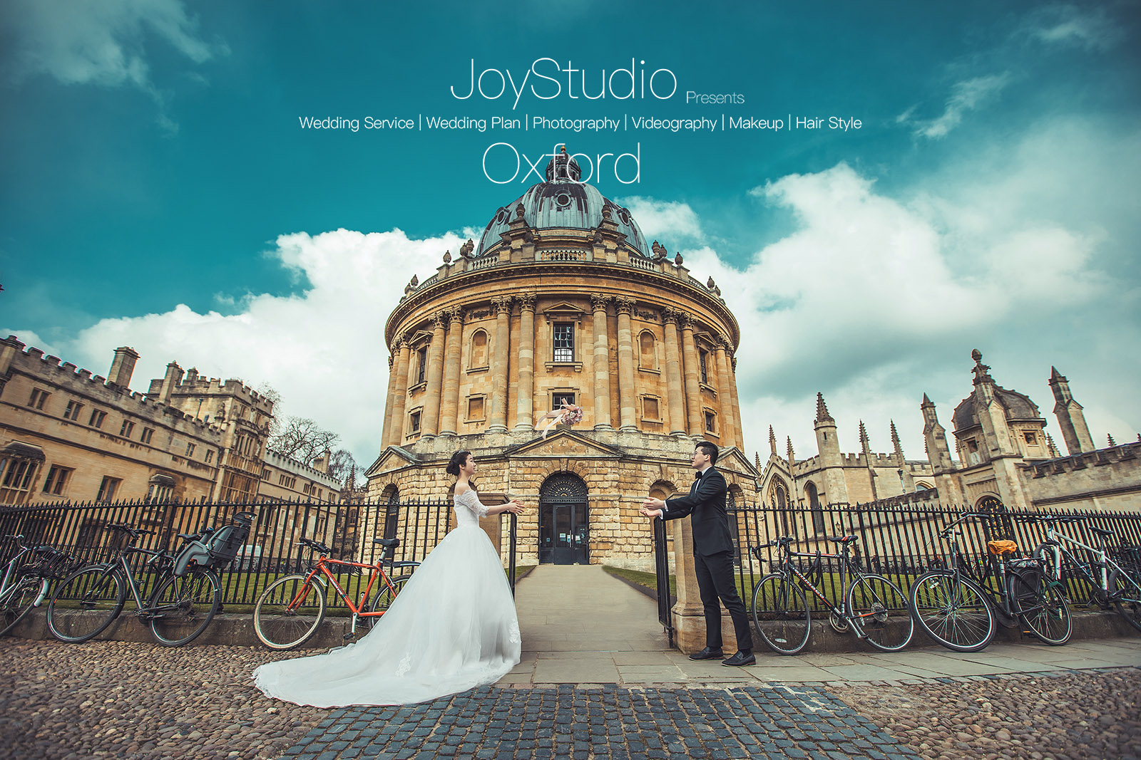 oxford prewedding photo