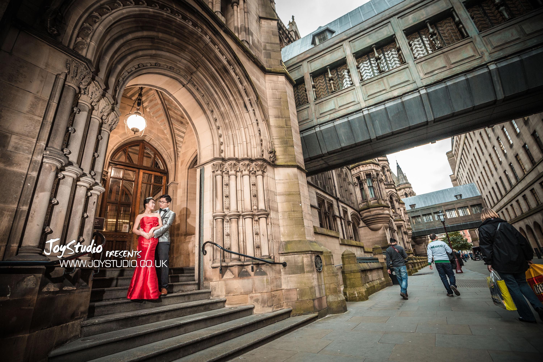曼切斯特婚纱摄影