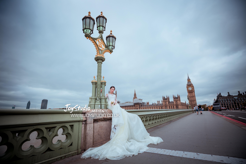 英国最美婚纱照