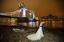 英国伦敦婚纱摄影