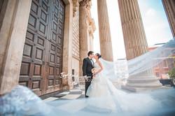 海外英国婚纱摄影