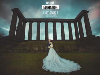 EDINBURGH 爱丁堡