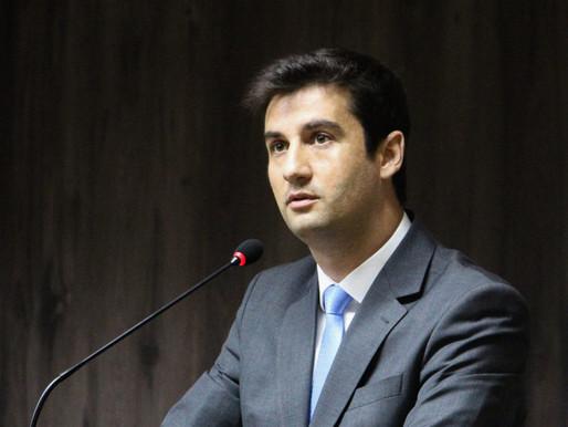 Vereador André Meirinho apresenta o relatório das principais ações de 2017