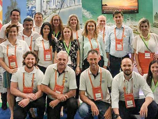 Com recursos próprios, vereador Meirinho participa de etapa internacional do VisiteBC