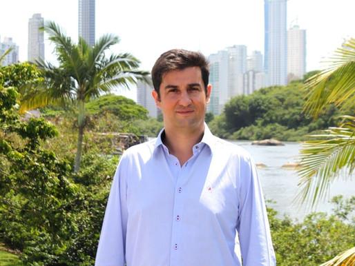 Vereador André Meirinho propõe projeto de lei sobre Segurança Hídrica e Desenvolvimento Sustentável