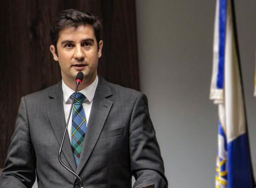 Vereador André Meirinho solicita recursos para a saúde e ampliação de leitos hospitalares
