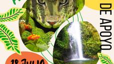 "Festival benéfico para el apoyo de Bosque Medicinal ""Become a voice of Amazonia"""