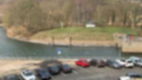 Blick aus Hotel im Anker
