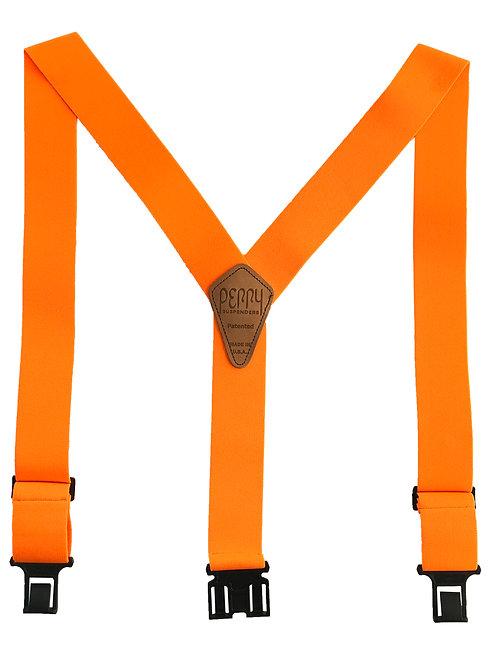 Original Perry Suspenders - Orange