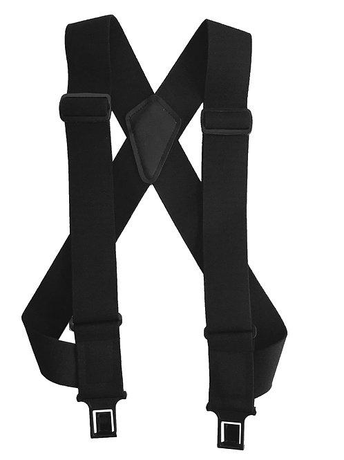 uBEE Perry Suspenders - Black