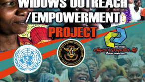 """WIDOWS EMPOWERMENT AND OUTREACH SIERRA LEONE """"UPVAC IN COLLABORATION WITH ALGIER12 PROPERTIES"""""""