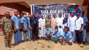 Widows of Fallen Soldiers and Wounded Soldiers Empowerment, Nigeria.