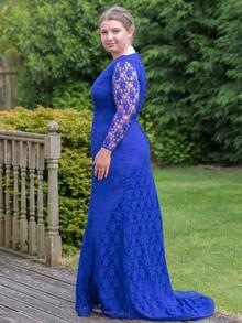 Bespoke prom dress