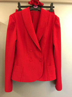 Bespoke jacket and skirt